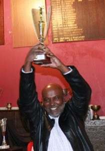 Yassin - Winner 4th Detour Golf Tournament