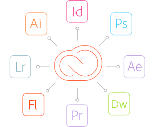 Adobe CC Apps